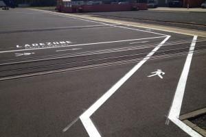 Werksmarkierungen Firma Bombardier Kassel