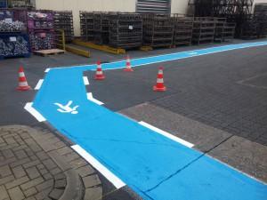 Werksmarkierung bei KSM Castings Group GmbH Hildesheim